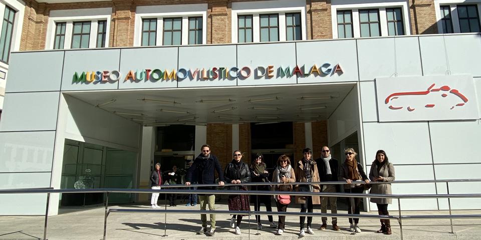 Museo del Automovil de Málaga